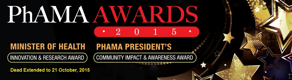 PhAMA Awards 2015